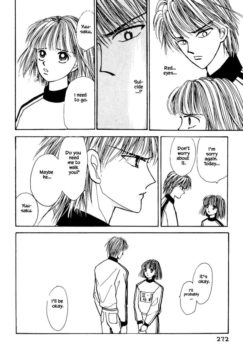 Shi To Kanojo To Boku Chapter 8.1 page 14 - Mangakakalots.com