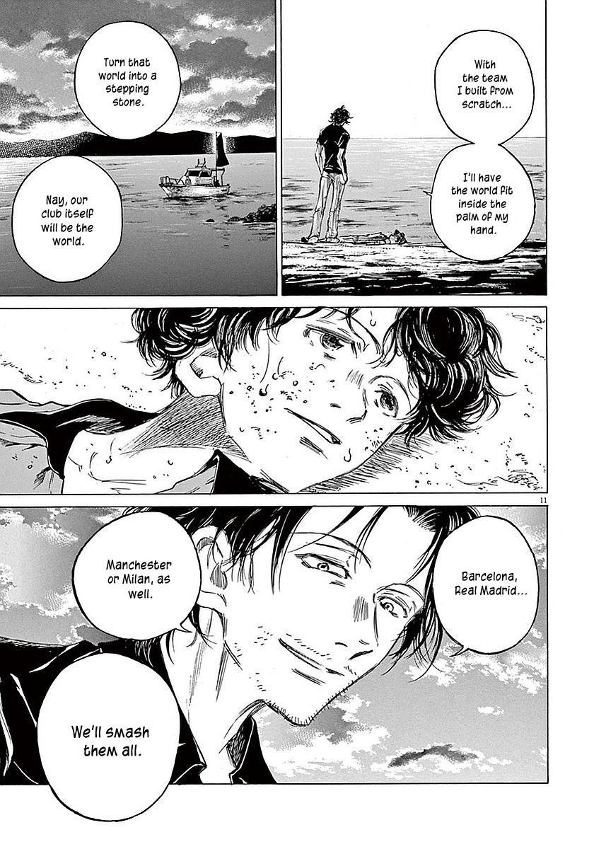 Ao Ashi Vol.2 Chapter 8: Challenge page 15 - Mangakakalots.com