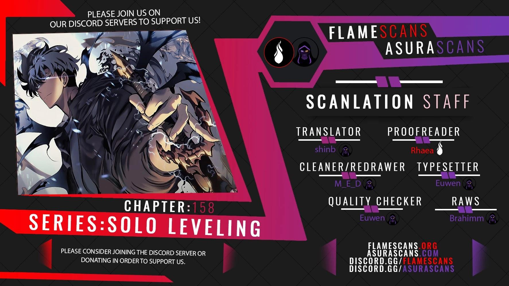 Solo Leveling Chapter 158 page 1 - Mangakakalots.com