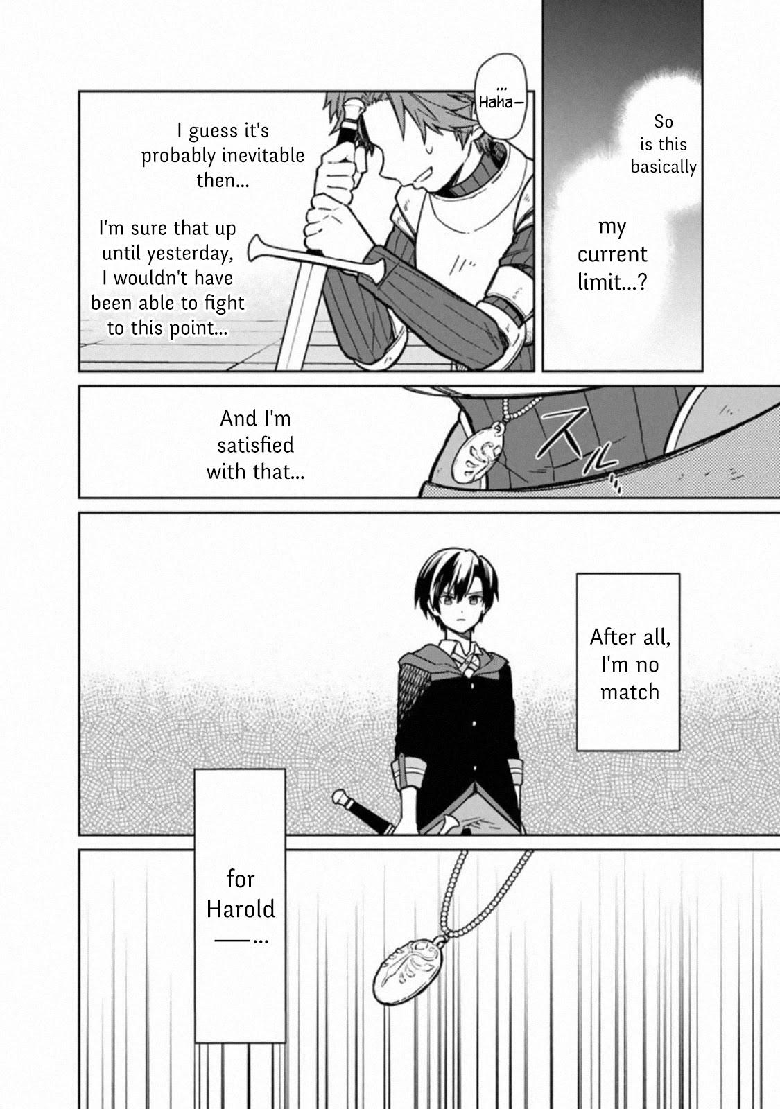My Death Flags Show No Sign Of Ending Chapter 29 page 17 - Mangakakalots.com