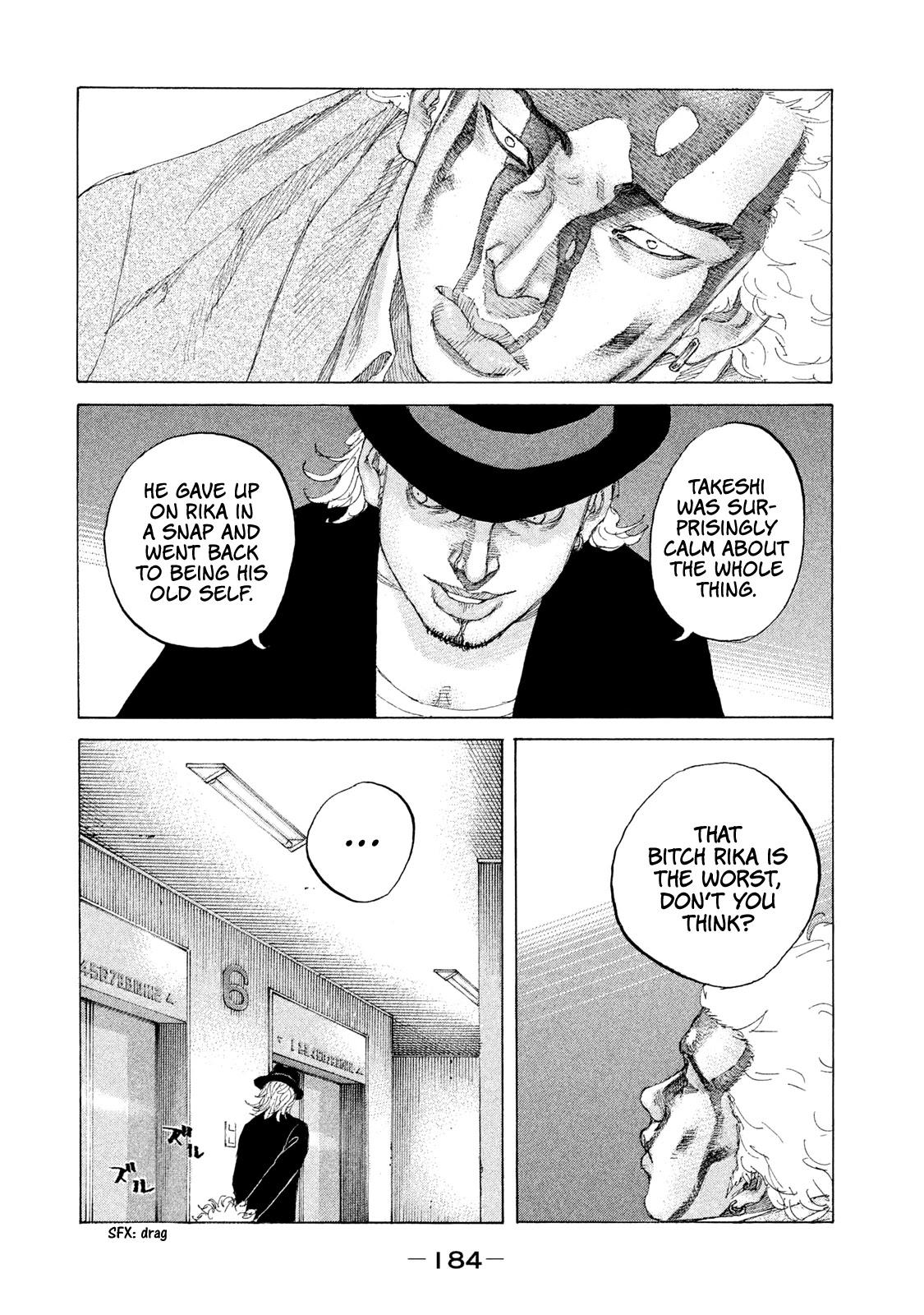 Shinjuku Swan Chapter 212: Fetish page 18 - Mangakakalots.com