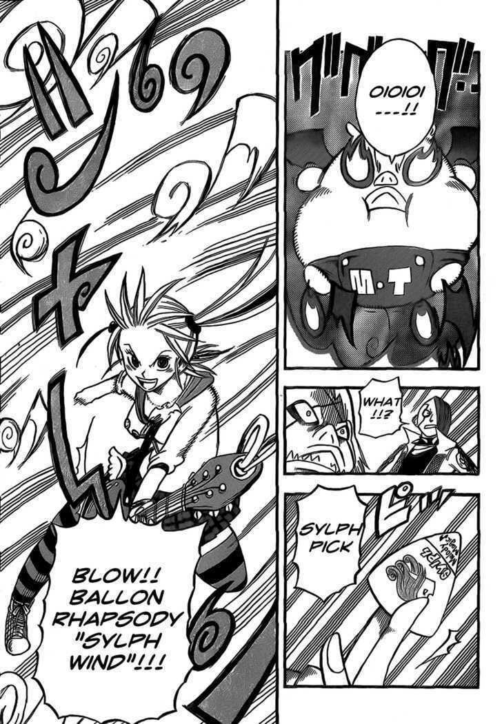 Buster Keel! Vol.2 Chapter 7 : Let Go!!! page 36 - Mangakakalots.com