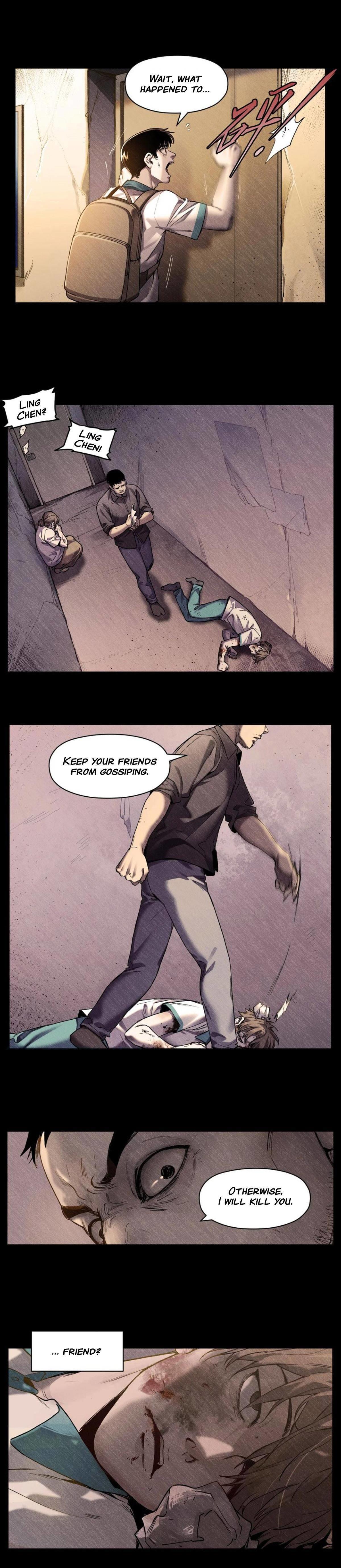 Villain Initialization Chapter 103 page 16 - Mangakakalots.com