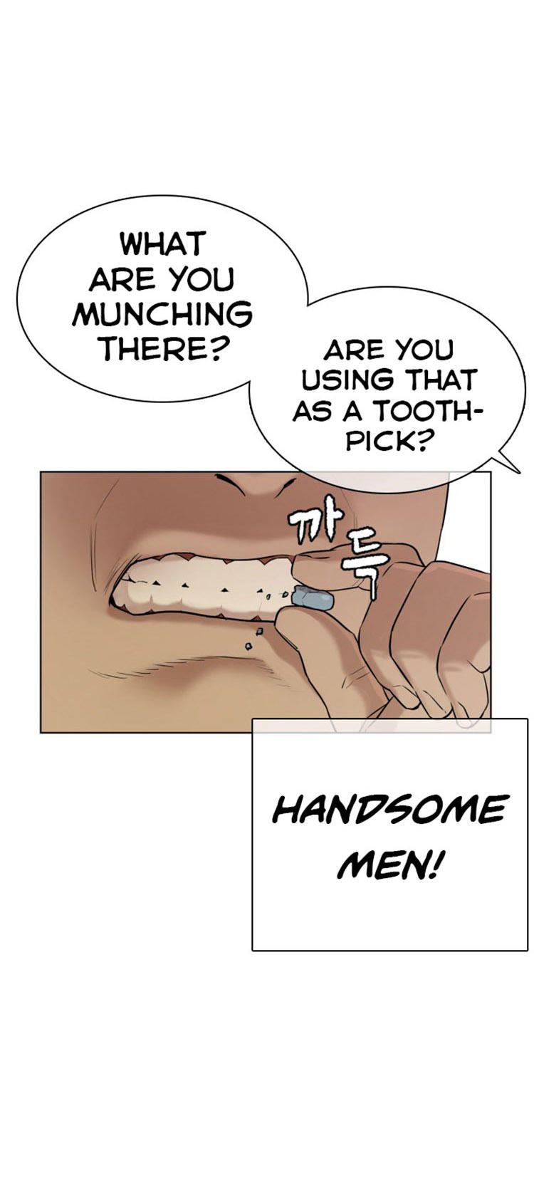 How To Fight Chapter 24: Handsome Guys Must Die! page 27 - Mangakakalots.com