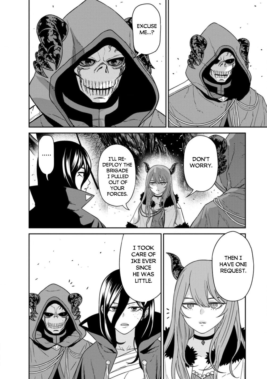 Maou Gun Saikyou No Majutsushi Wa Ningen Datta Chapter 19.1 page 12 - Mangakakalots.com