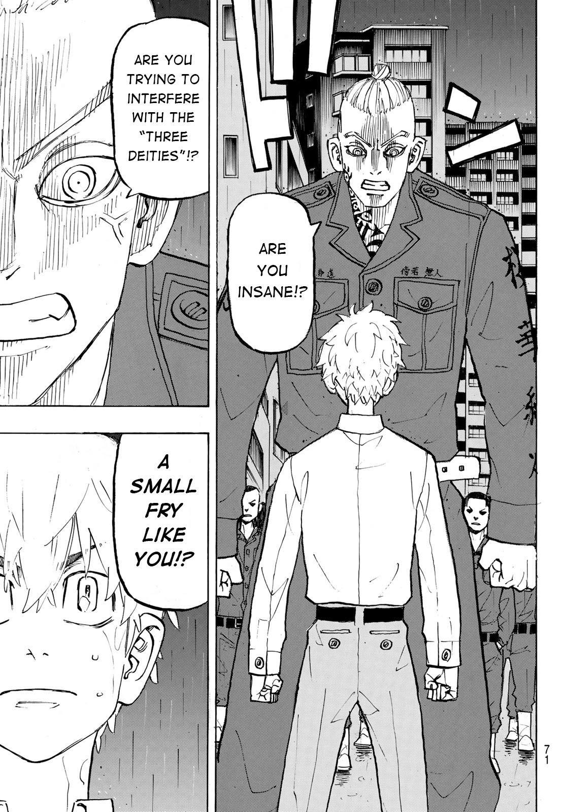 Tokyo Manji Revengers Chapter 214: The Engine Fired page 8 - Mangakakalots.com