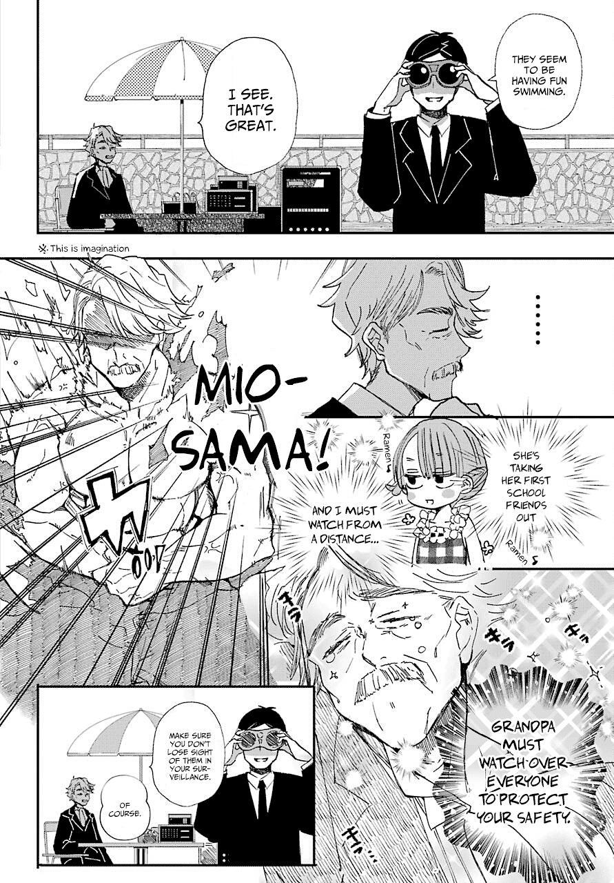 Hajimete No Suwa-San Chapter 11: The First Ocean 2 page 8 - Mangakakalots.com