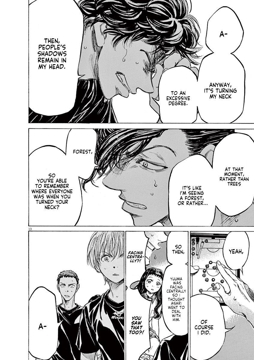 Ao Ashi Vol.14 Chapter 141: Everyone Is Unique page 15 - Mangakakalots.com