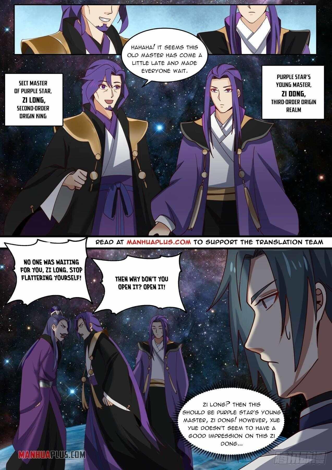 Martial Peak Chapter 1452 page 8 - Mangakakalots.com