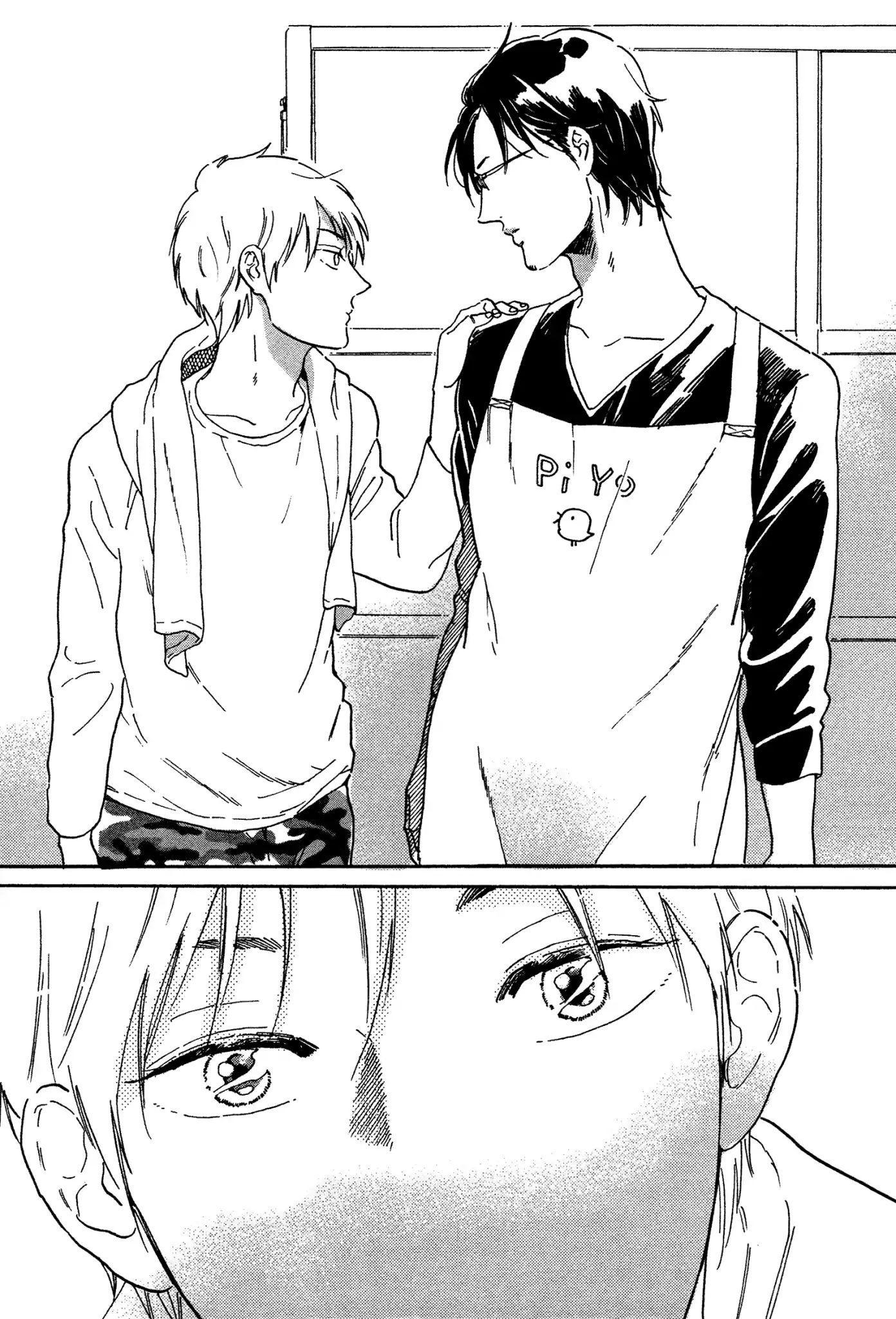 Stay Gold (Hideyoshico) Vol.2 Chapter 17 page 24 - Mangakakalots.com