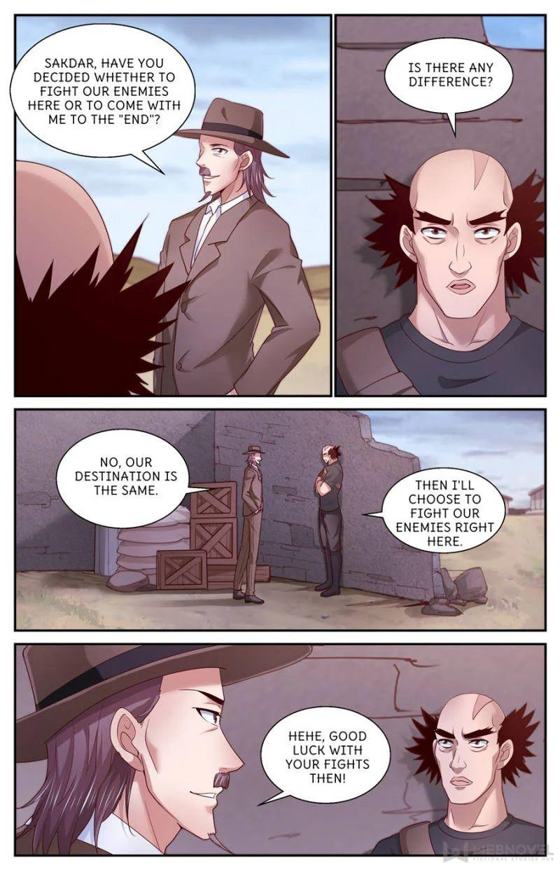 I Have A Mansion In The Post-Apocalyptic World Chapter 382 page 9 - Mangakakalots.com