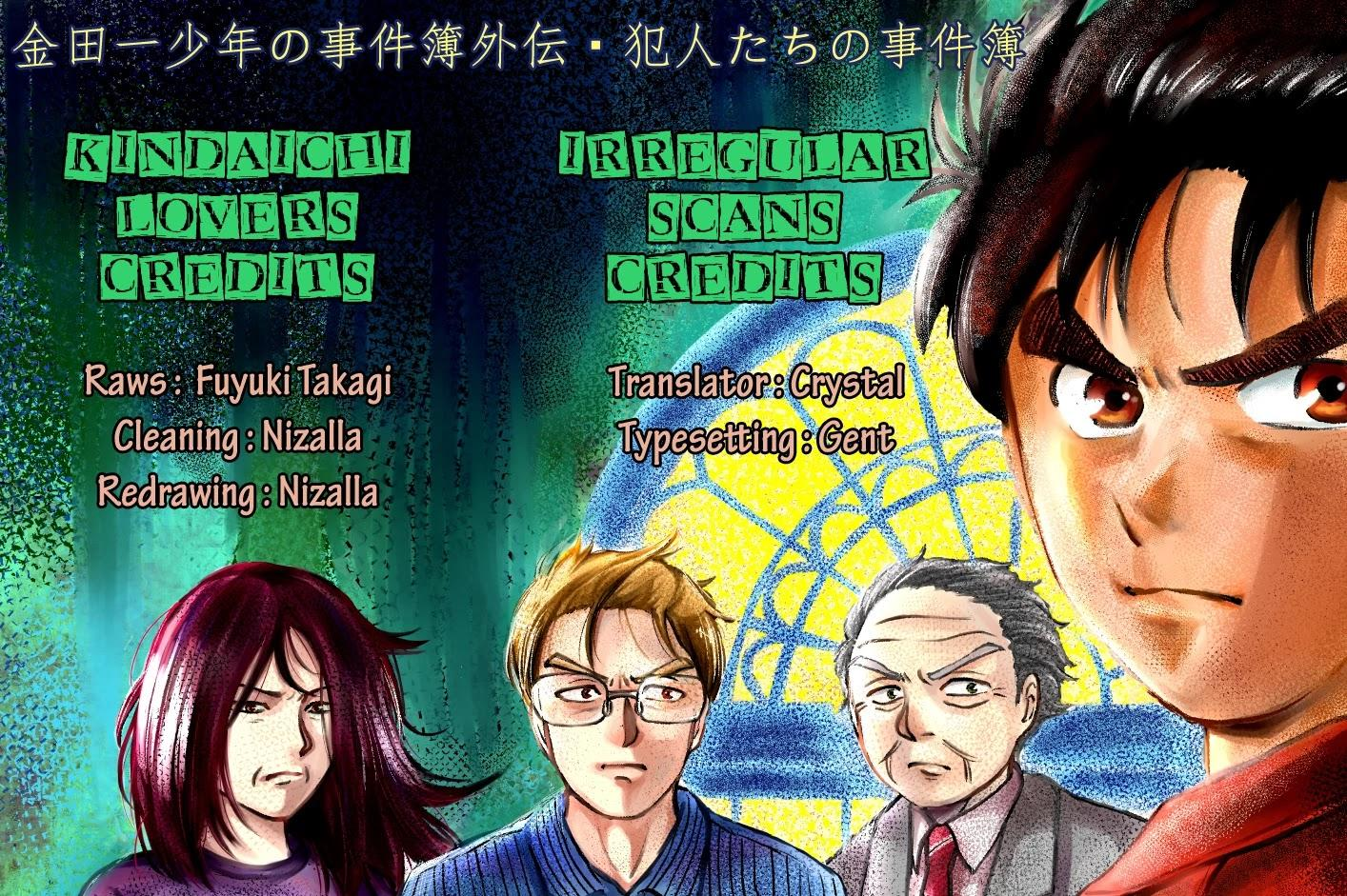 Kindaichi Shounen No Jikenbo Gaiden: Hannin-Tachi No Jikenbo Chapter 26: Kindaichi The Killer (1) page 2 - Mangakakalots.com