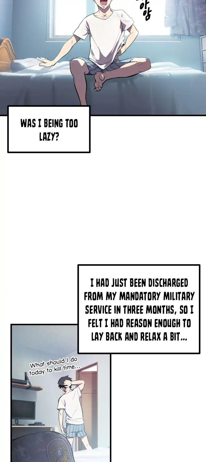 Survival Story Of A Sword King In A Fantasy World Chapter 1 page 23 - Mangakakalots.com