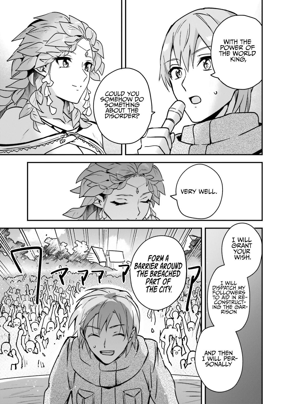 I Was Caught Up In A Hero Summoning, But That World Is At Peace Chapter 26 page 15 - Mangakakalots.com