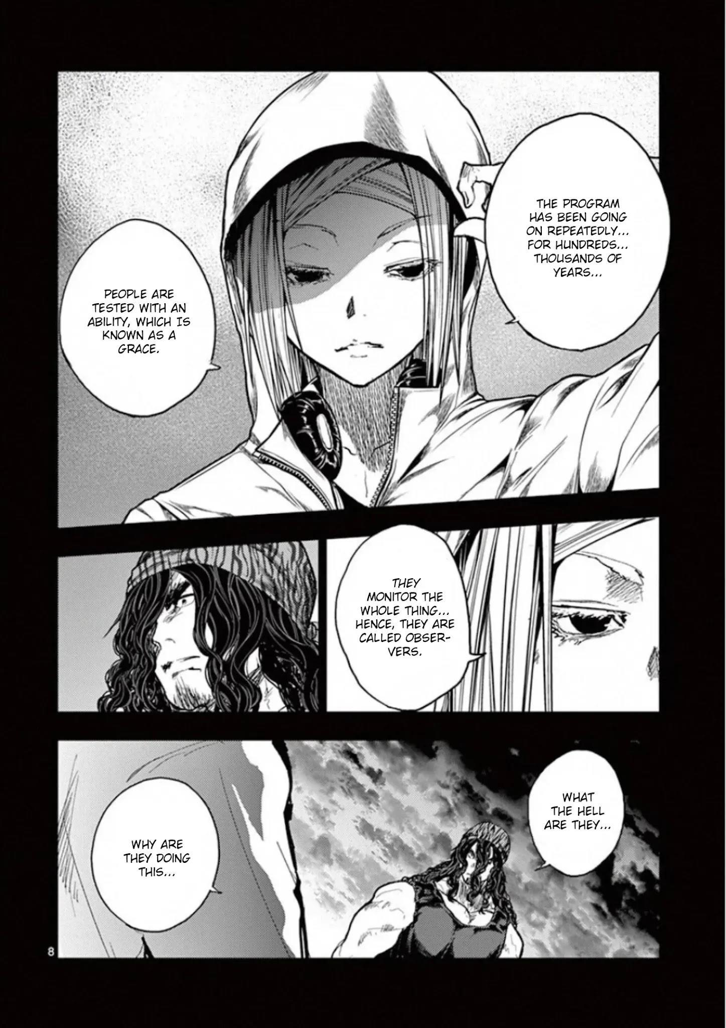 Deatte 5 Byou De Battle Chapter 139: The Strongest Man page 8 - Mangakakalots.com