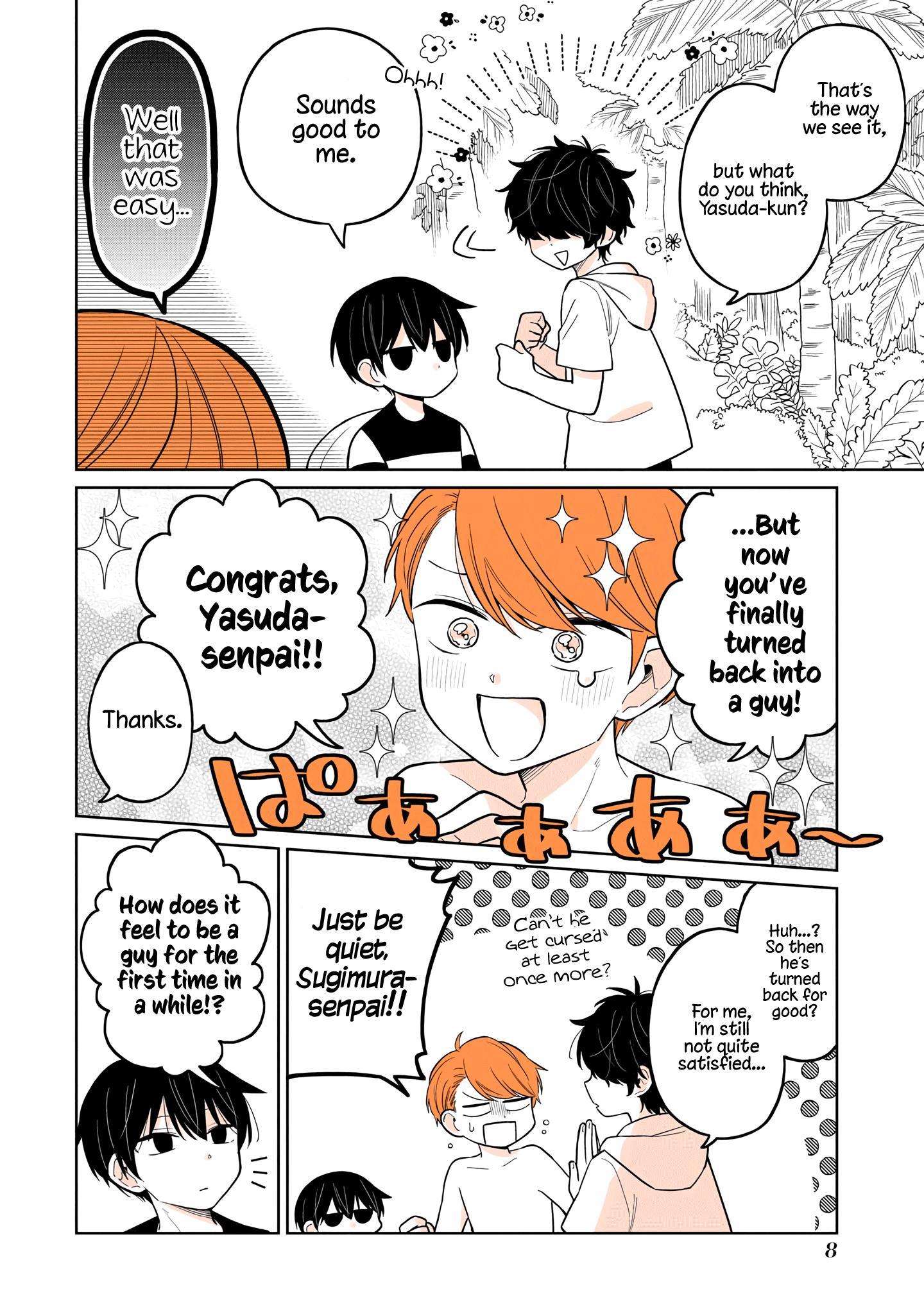 A Lazy Guy Woke Up As A Girl One Morning Chapter 16 page 9 - Mangakakalots.com