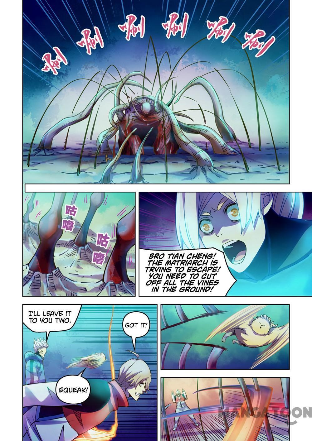 Moshi Fanren Chapter 244 page 6 - Mangakakalots.com