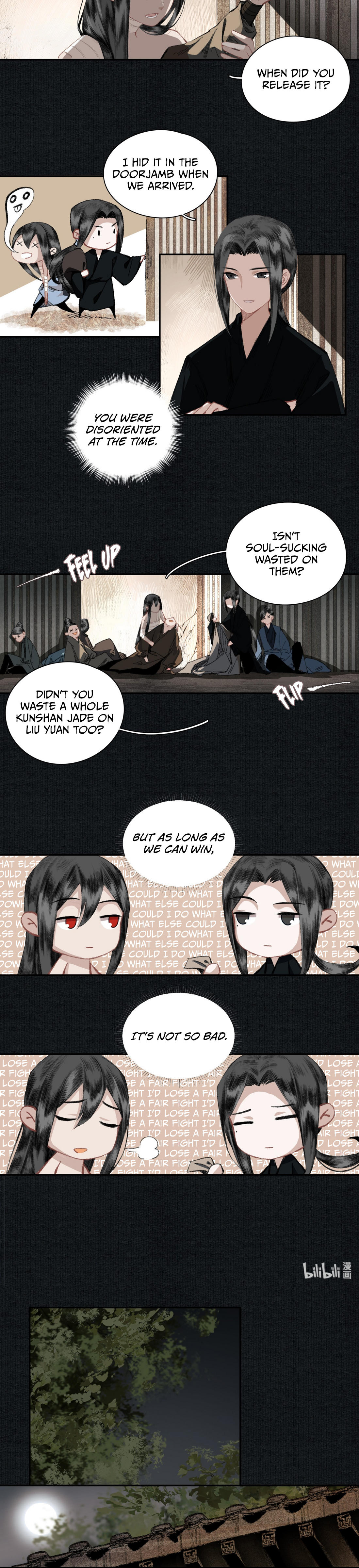 I Accidentally Saved The Jianghu'S Enemy Chapter 13: Weakened, But Tenacious page 3 - Mangakakalots.com