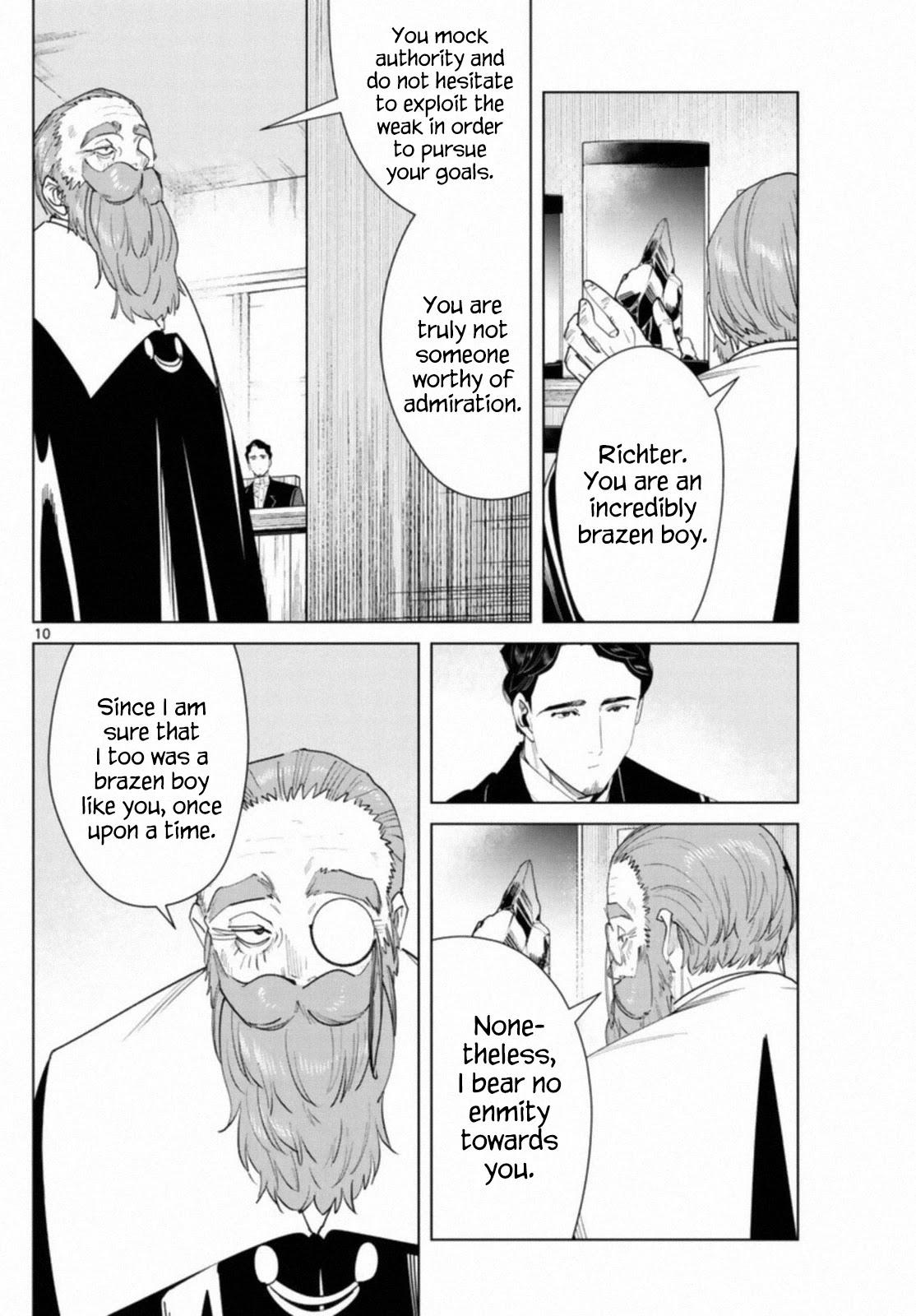 Sousou No Frieren Chapter 56 page 10 - Mangakakalots.com