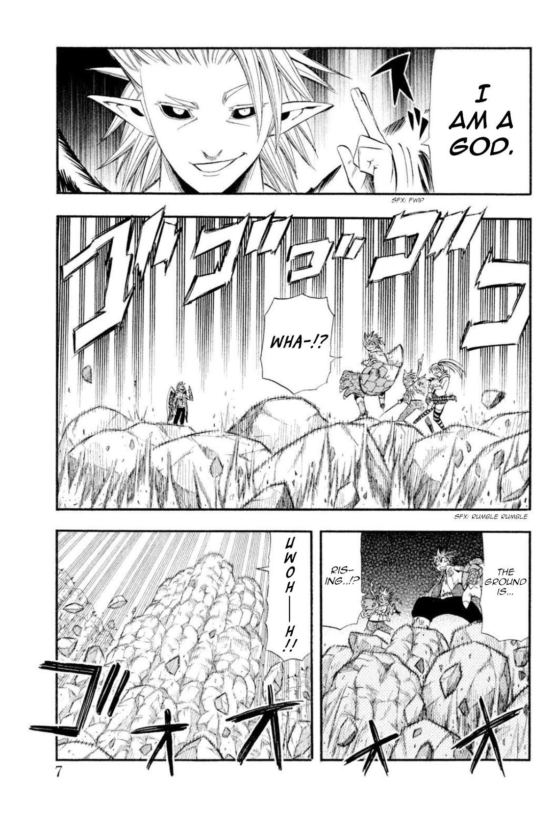 Buster Keel! Chapter 44: Shadowy Soloist (Part 2) page 10 - Mangakakalots.com