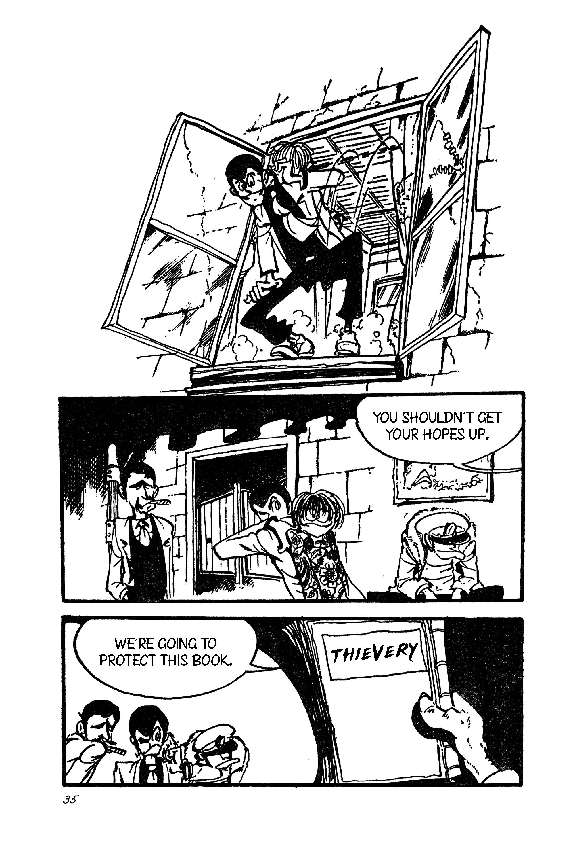 Lupin Iii Vol.9 Chapter 101: International Thievery Competition (Part 2) page 6 - Mangakakalots.com