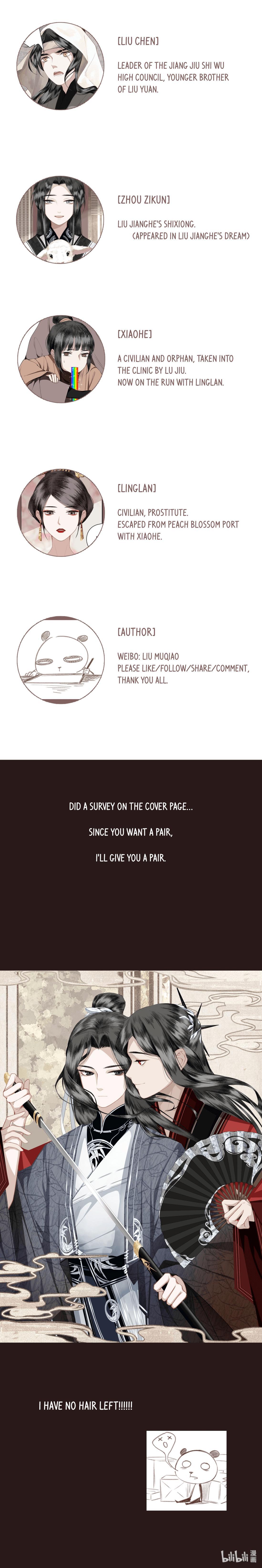 I Accidentally Saved The Jianghu'S Enemy Chapter 11: Rumours page 8 - Mangakakalots.com