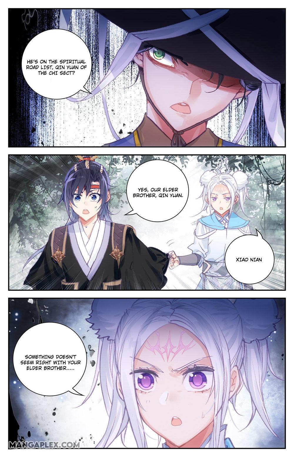 The Heaven's List Chapter 60.5: Three Brothers (2) page 3 - Mangakakalots.com