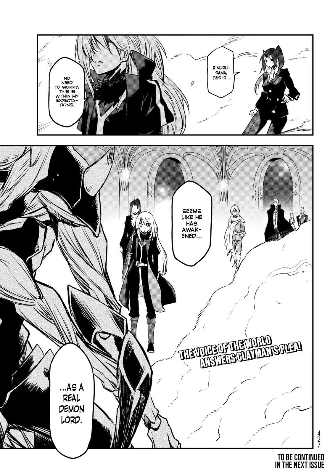 Tensei Shitara Slime Datta Ken Chapter 84 page 41 - Mangakakalots.com