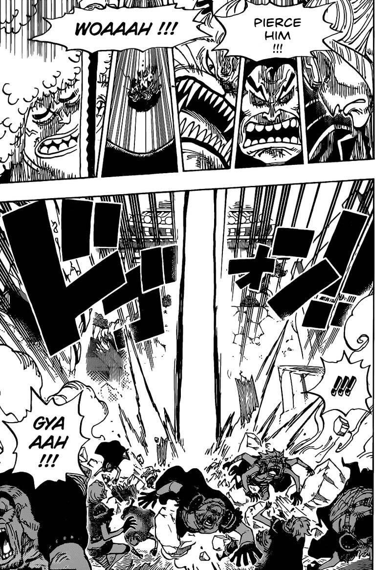 One Piece Chapter 987: Faithful Servant page 6 - Mangakakalots.com