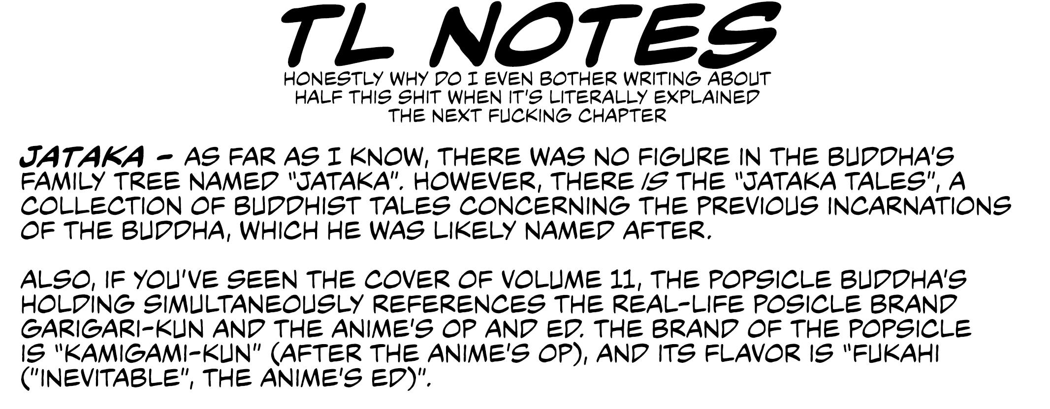 Record Of Ragnarok Chapter 47: The Path page 62 - Mangakakalots.com
