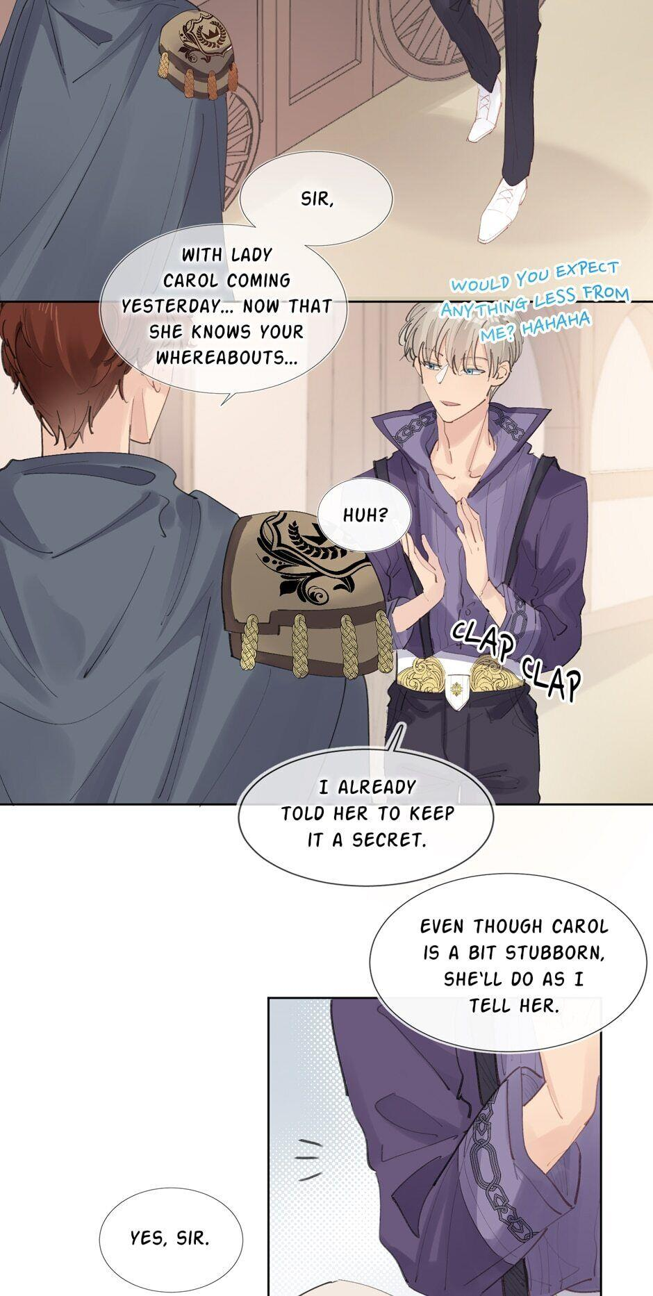The Brilliant Miss Olive Chapter 14 page 5 - Mangakakalots.com