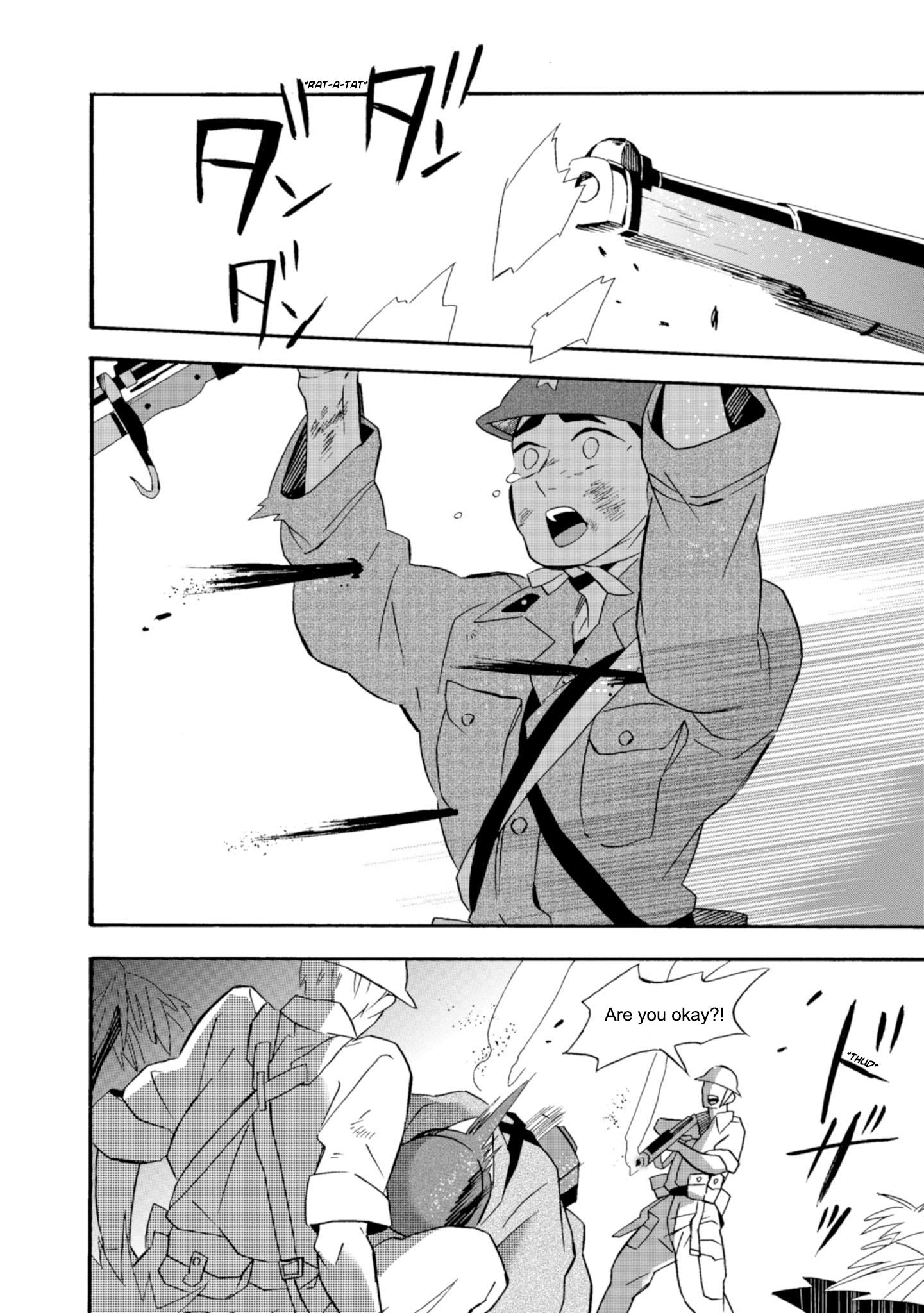 Will You Marry Me Again If You Are Reborn? Vol.4 Chapter 18: This Is War page 31 - Mangakakalots.com