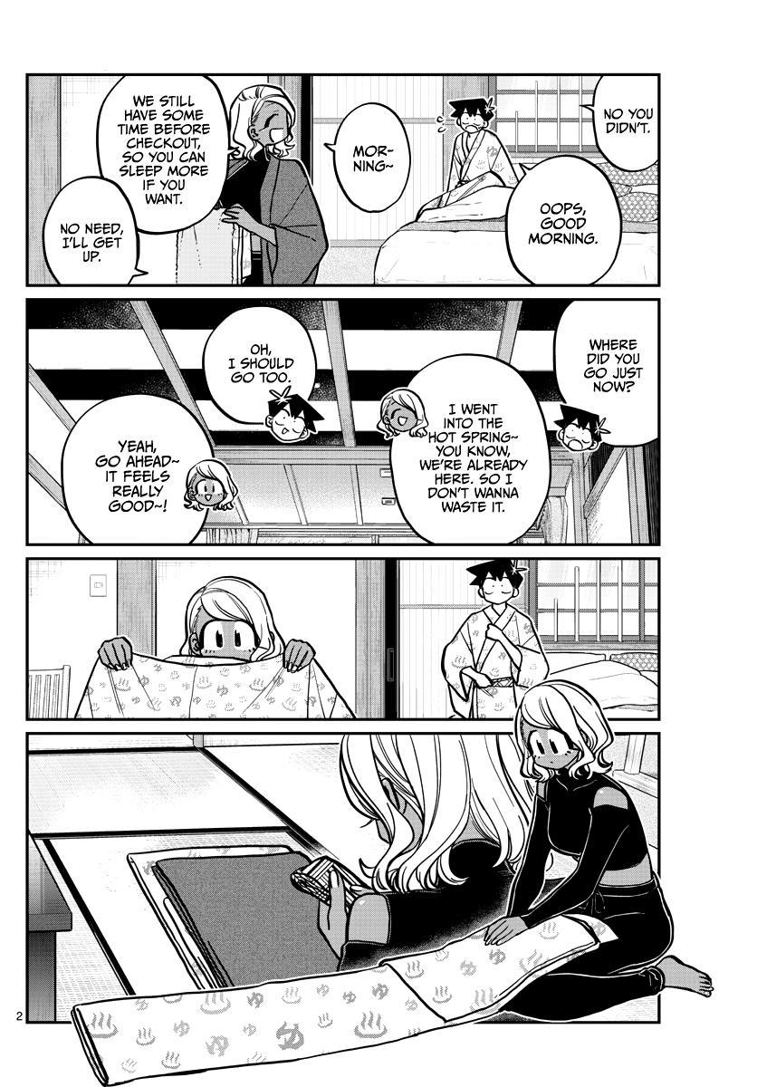 Komi-San Wa Komyushou Desu Chapter 265: Girls Meeting After The Return. page 2 - Mangakakalot
