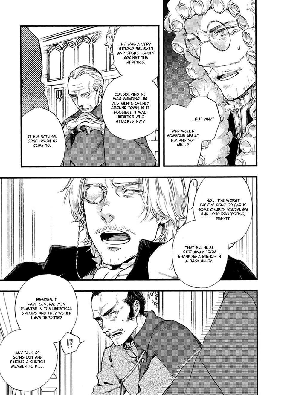 Barbarities Chapter 23 page 6 - Mangakakalots.com