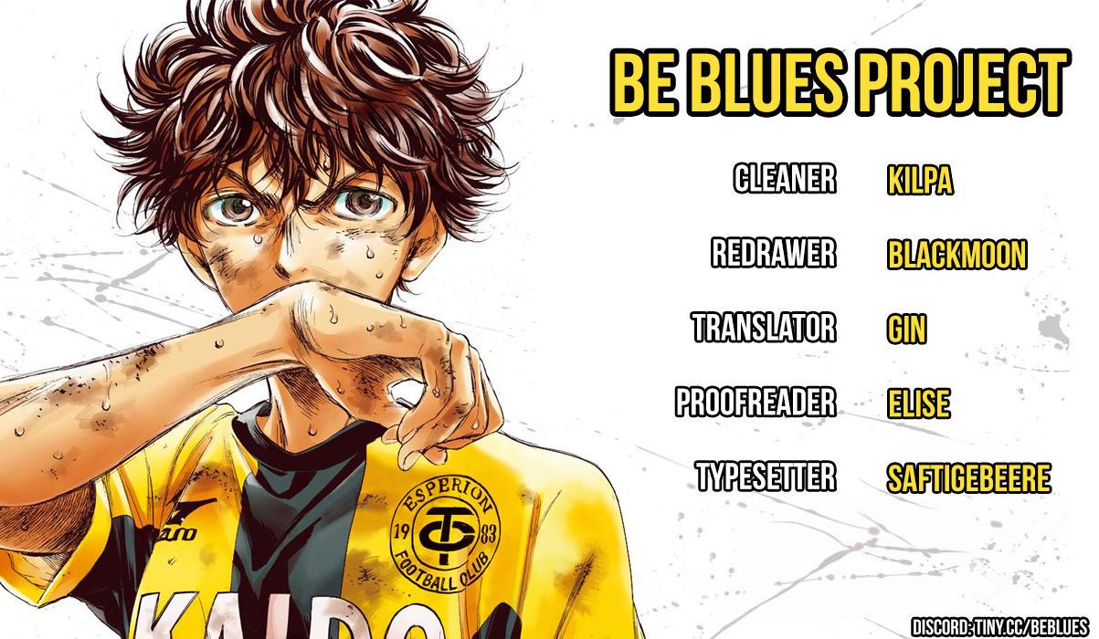 Ao Ashi Vol.10 Chapter 102: Red Hot Blood page 19 - Mangakakalots.com