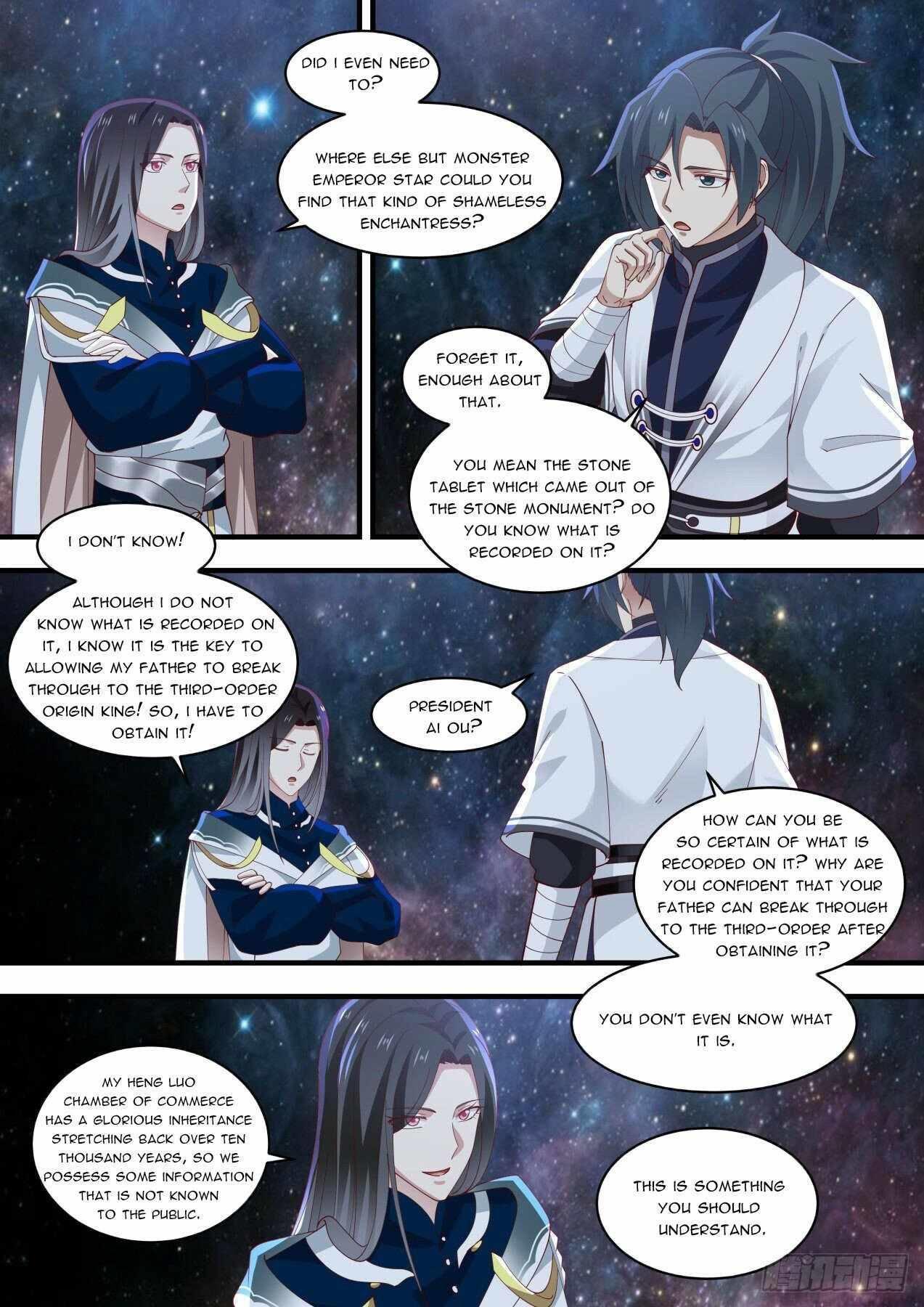 Martial Peak Chapter 1452 page 3 - Mangakakalots.com