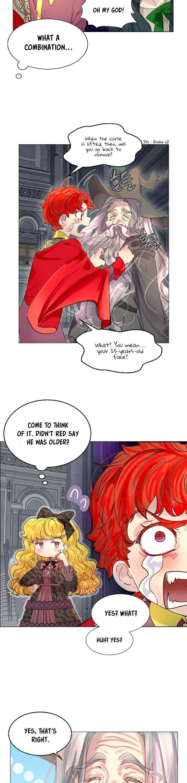 Miss Not-So Sidekick Chapter 140 page 19 - Mangakakalots.com