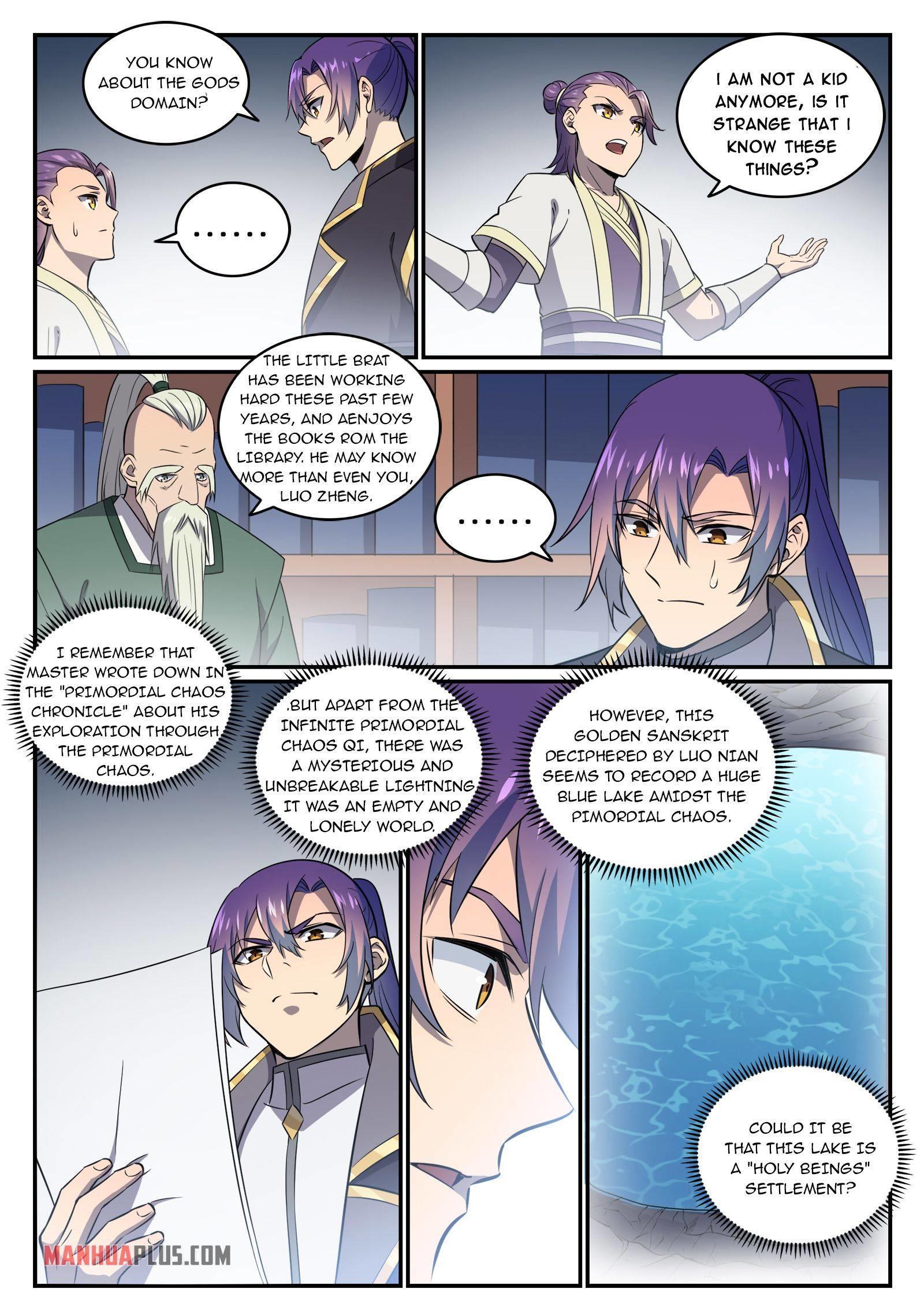 Apotheosis Chapter 780 page 4 - Mangakakalots.com