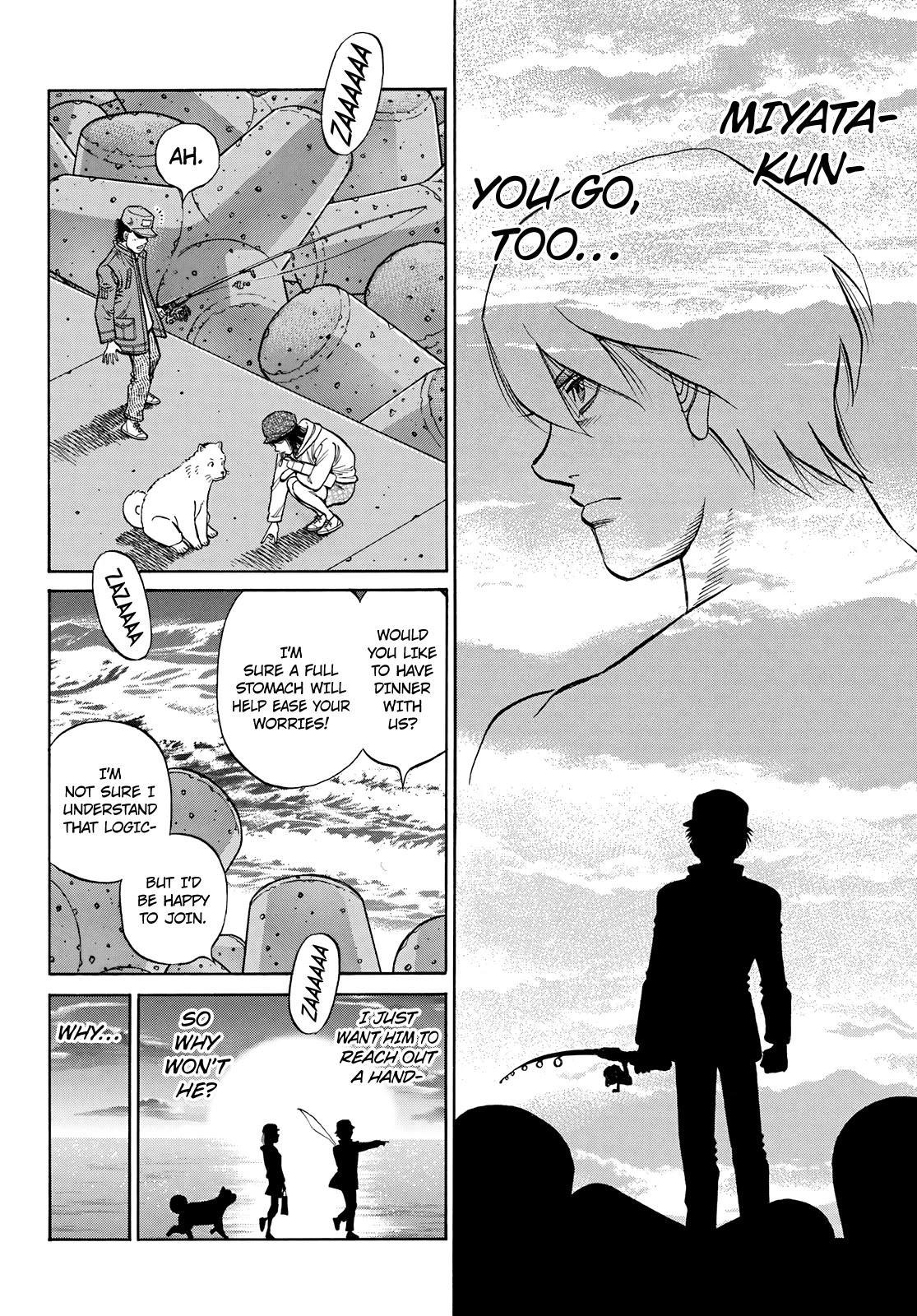 Hajime No Ippo Chapter 1351: The Makunouchi Generation page 7 - Mangakakalots.com