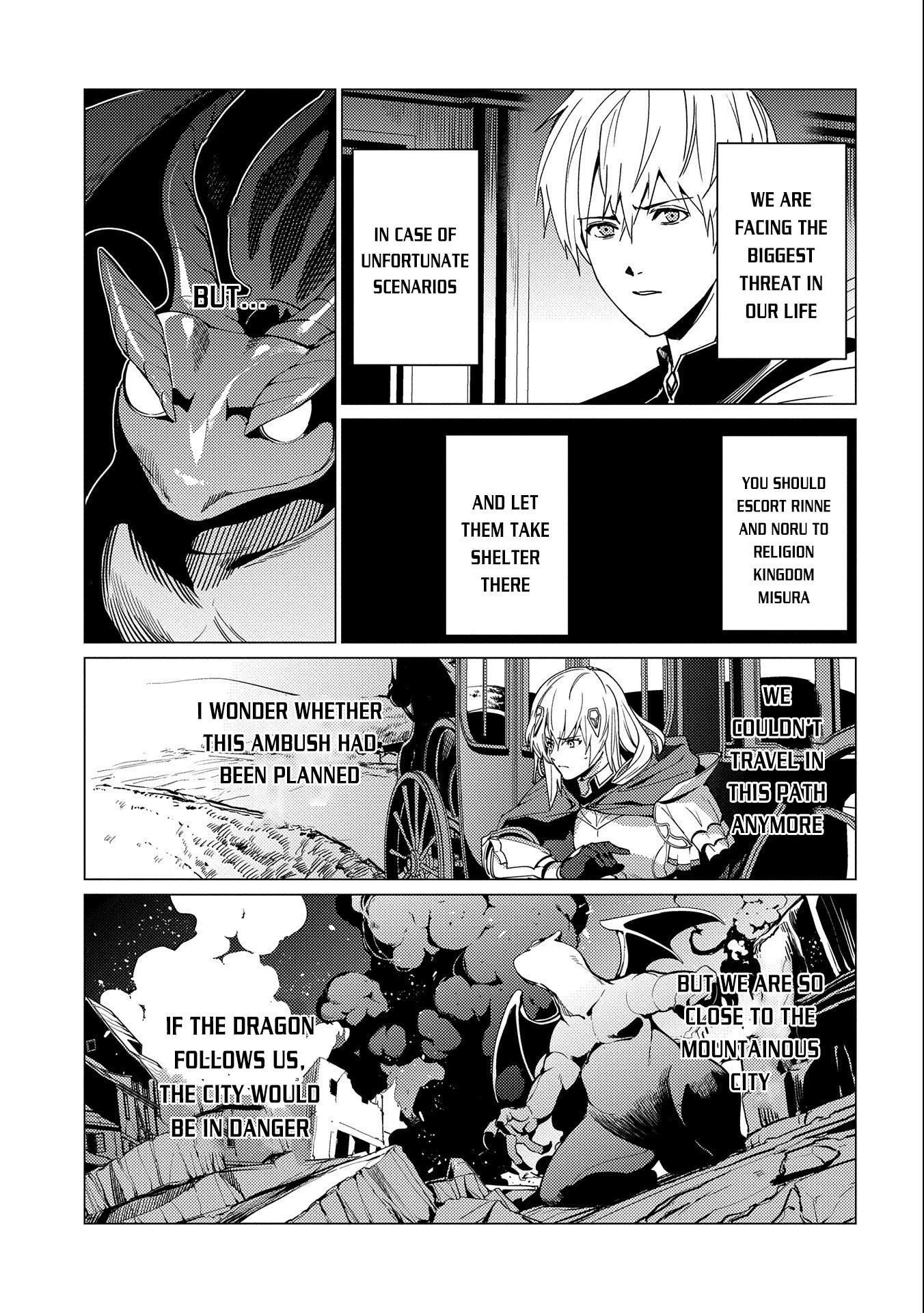 """Ore Wa Subete Wo """"Parry"""" Suru Chapter 7 page 20 - Mangakakalots.com"""