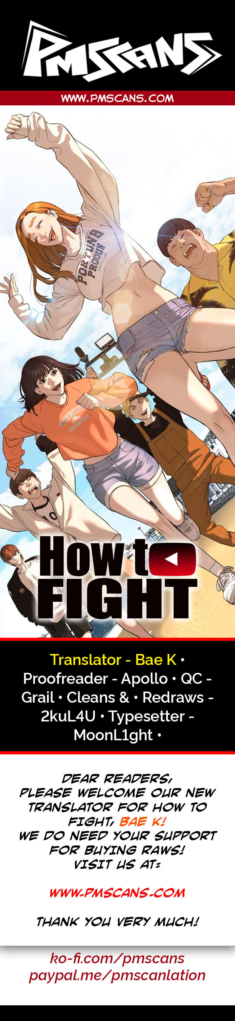 How To Fight Chapter 51: You'Re An Idiot, Aren't You? page 1 - Mangakakalots.com