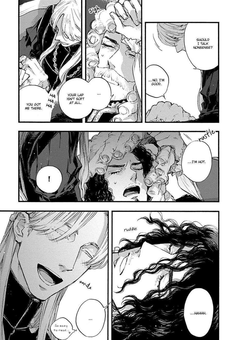 Barbarities Chapter 23 page 20 - Mangakakalots.com