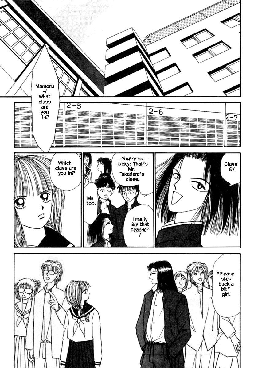 Shi To Kanojo To Boku Chapter 8.1 page 25 - Mangakakalots.com