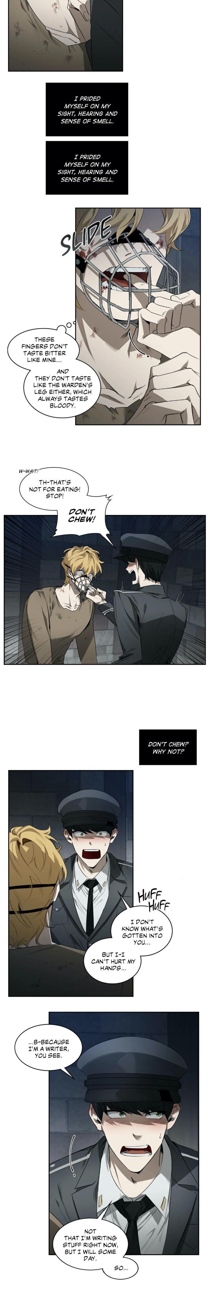 Murderer Llewellyn'S Enchanting Dinner Invitation Chapter 38 page 12 - Mangakakalots.com