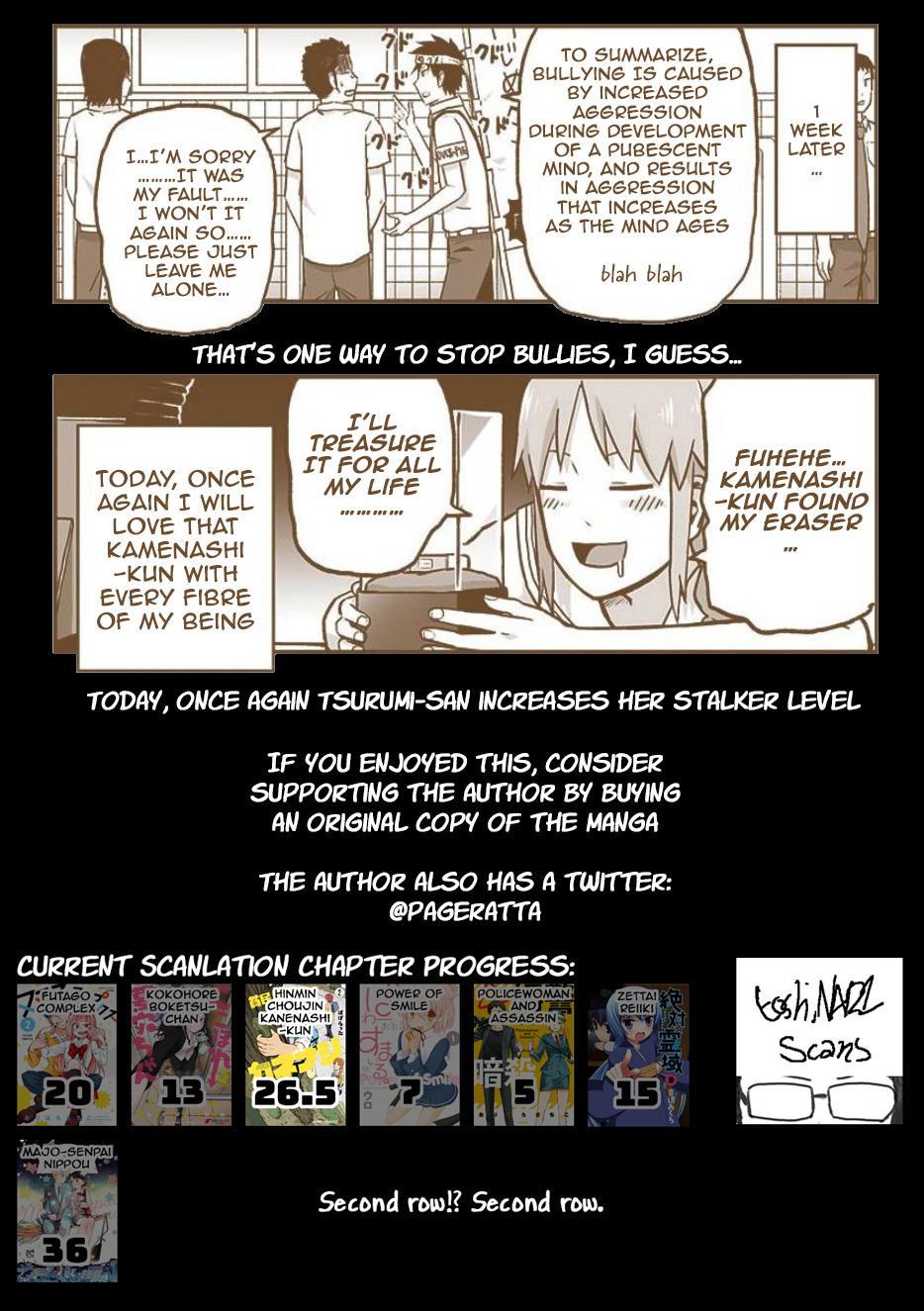 Hinmin Choujin Kanenashi-Kun Vol.2 Chapter 26.5: Weekly Shounen Jump Special Chapter page 12 - Mangakakalots.com