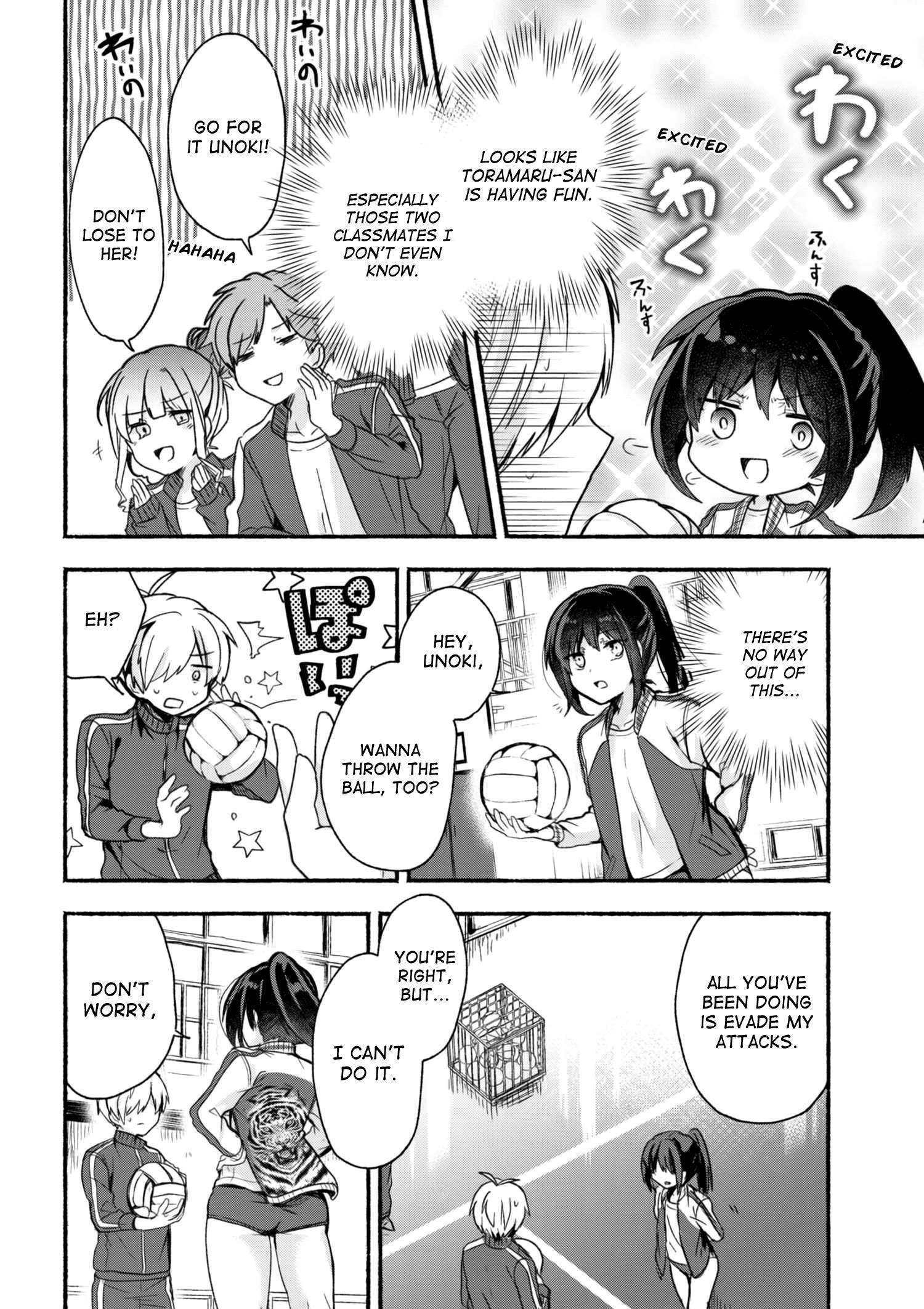 Pashiri Na Boku To Koi Suru Banchou-San Chapter 13 page 9 - Mangakakalots.com
