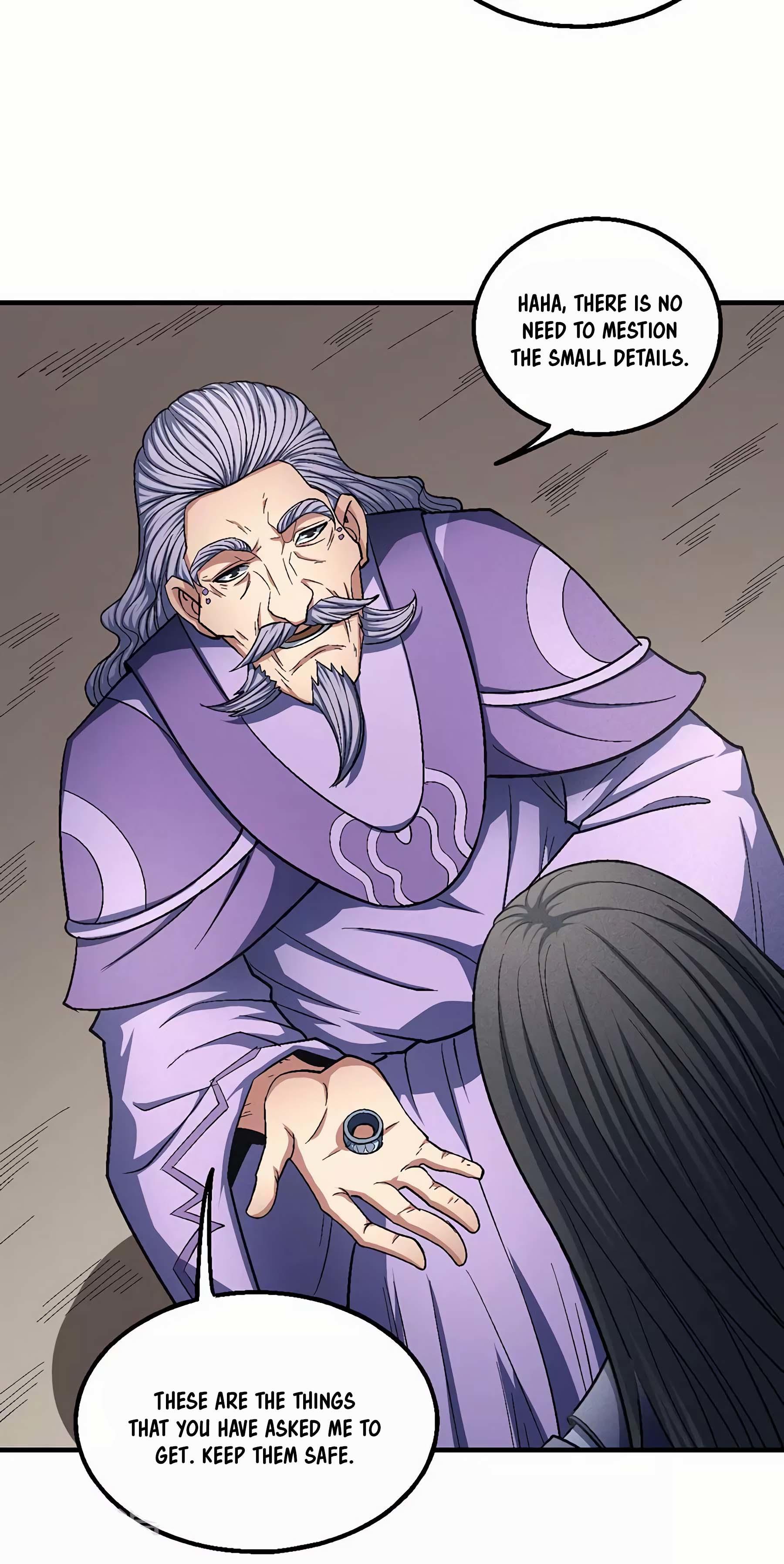 God Of Martial Arts Chapter 127.2: Mister Chi page 8 - Mangakakalots.com