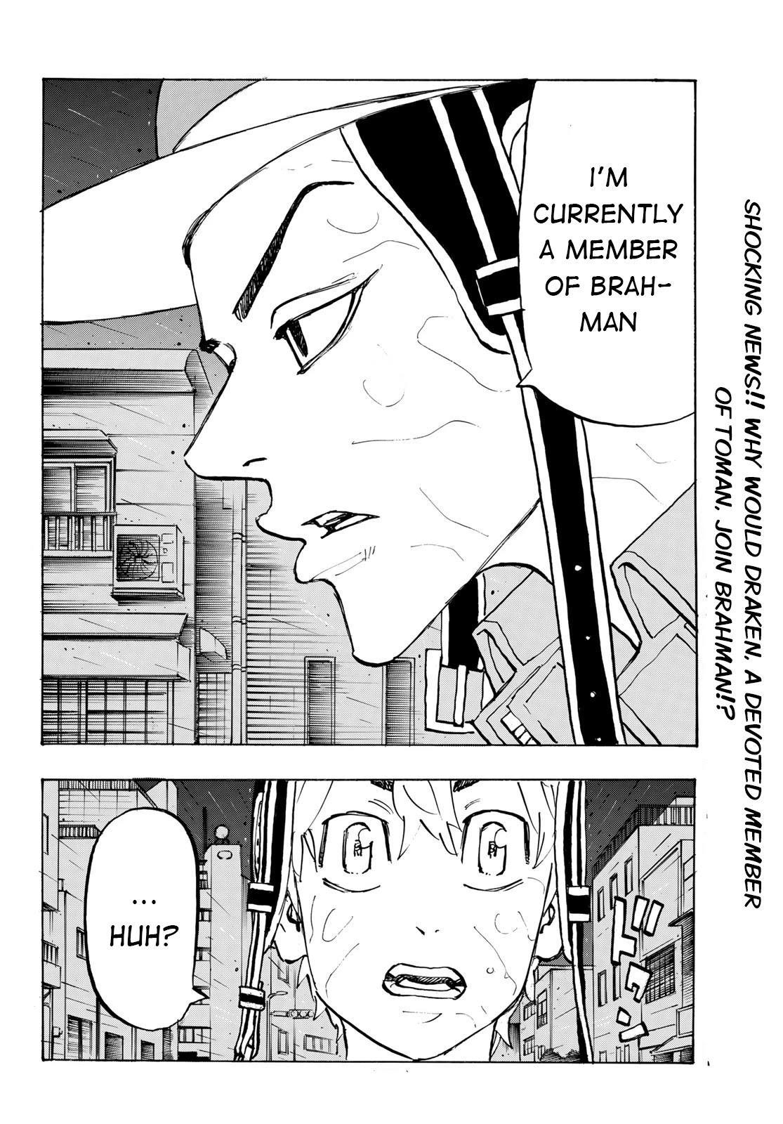 Tokyo Manji Revengers Chapter 214: The Engine Fired page 18 - Mangakakalots.com