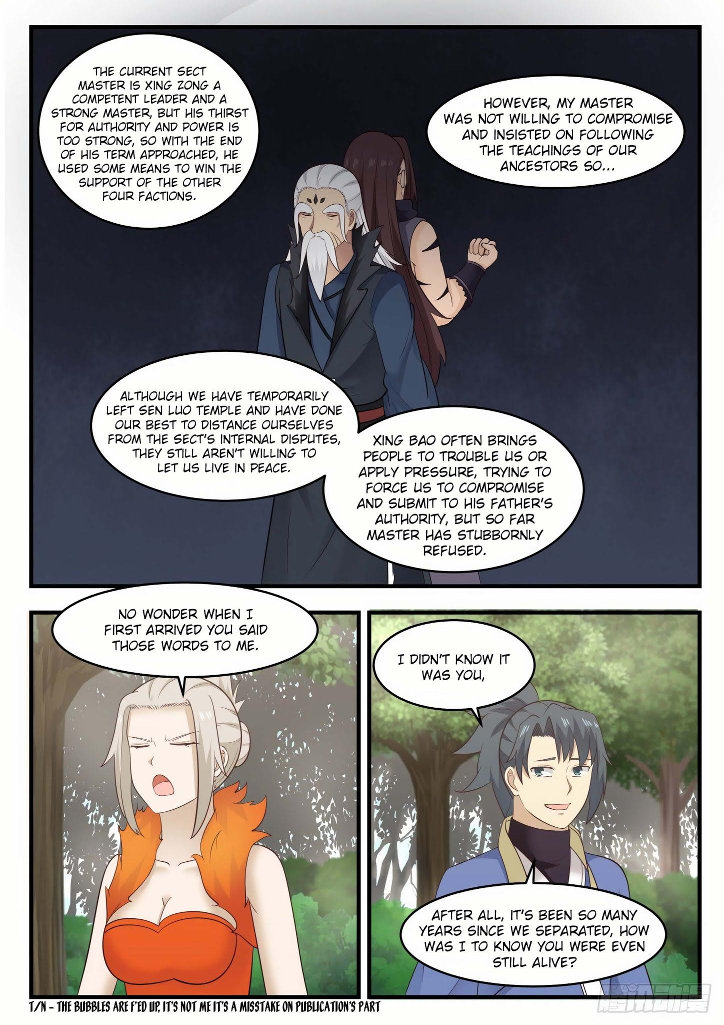 Martial Peak Chapter 583 - Abandoned Earth page 2 - Mangakakalots.com