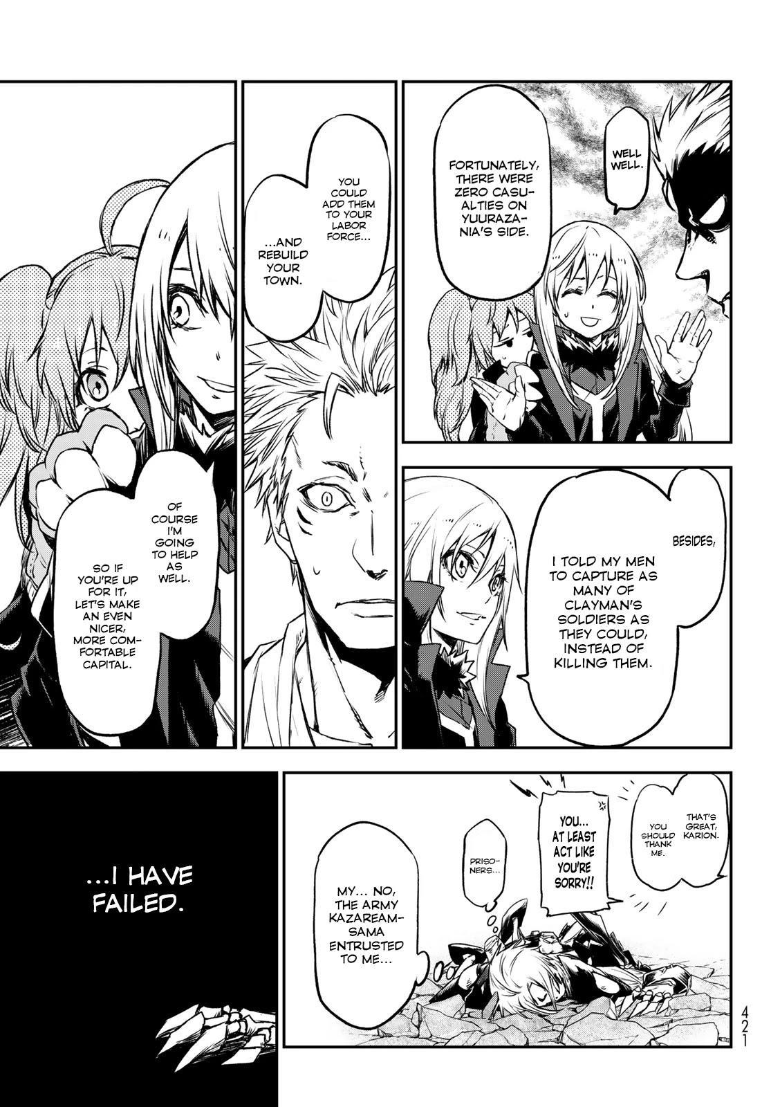 Tensei Shitara Slime Datta Ken Chapter 84 page 35 - Mangakakalots.com